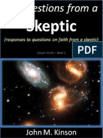 27 Questions From a Skeptic_ Re - John M. Kinson