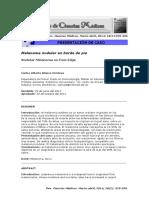 Articulo Melanoma Nodular en Borde de Pie-2013