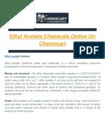 Ethyl Acetate Suppliers in Delhi