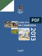 Adhoc Cambodia - Land Situation