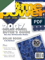 Home Power Magazine 121