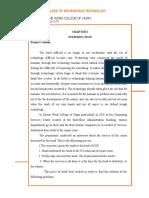 Chapter Ibetter 1