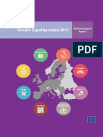 Gender Equality Index 2017-Methodological Report