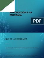 Economia Primero