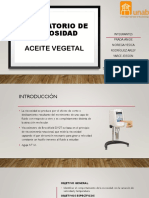 Laboratorio de Viscosidad Diapositivas