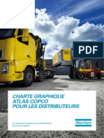 Atlas Copco Brand Identity Manual for Distributors - 2014 French