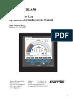 skipper DL850.pdf