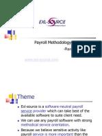 Payroll Methodology