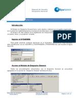 Manual SysAdmin - Despacho