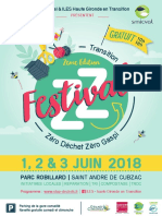 Festival  ZZ 2018