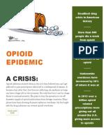 opioid flyer