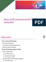 Atoll RF Planning by R.singh