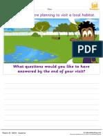 Asking Habitat Questions - 30263