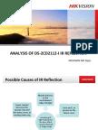 IR Reflection Analysis 130712
