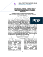 106100 ID Analisis Perbedaan Persepsi Pasien Peser
