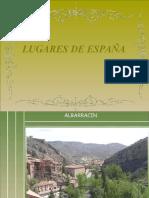España - lugares de españa