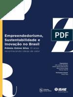 Empreededorismo Sustentabilidade & Inovacao No Brasil