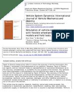 Vehicle System Dynamics