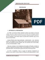 Tema 1 Introduccion a Perforacion