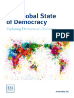 The Global State of Democracy IDEA