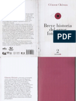 Breve Historia Del Error Fotográfico - Chéroux, Clément