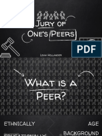 jury of ones peers