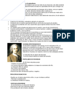 JUAN JACOBO Rousseau y El Naturalismo