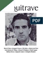 2014-08-ARQUITRAVE-Revista Colombiana de Poesía- # 56_Blas de Otero