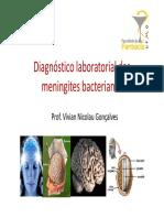 III - Diagnóstico Das Meningites Bacterianas