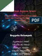 Integrasi Iman, Islam Dan Ihsan Dalam Membentuk Insan Kamil