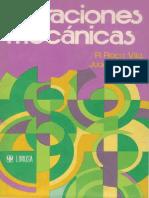 Vibraciones Mecánicas 1 Ed. - R. Roca Vila, Juan Leon L.