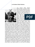 Biografia Cesar Vallejo