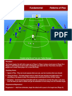 Flank Attacks in Soccer