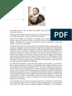 Biografia de Miguel y Autores Panamewños Con Sus Poesias