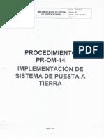 2.14 Implementacion Puesta a Tierra (1)