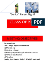 juniorparentnight2017