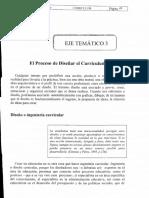 3 El Proceso de Diseñar El Currículo 1