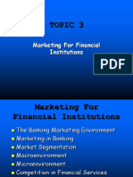 BAB 3 - Marketing for Financial Institutions .ppt