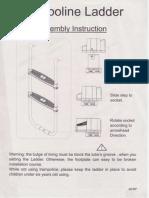 Atlantictrampolines Ladder Instructions Pt1