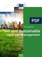 Soil and Sustainable Land Use Management