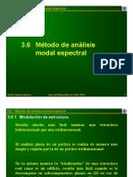 3.6 Metodo de Analisis Modal Espectral (1)