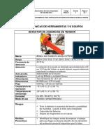 1. Fichas Tecnicas de Equipos.doc