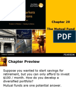 Ch 20 the Mutual Fund Industry (1)