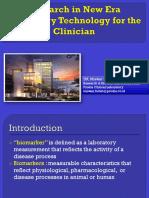 Pemilihan Biomarker Yang Efektif Untuk Penelitian Klinis 14042015