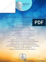 P. Dávila (El Poder de La Comunión Con Dios)