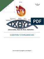 Cantoral Jovenes - Parroquia Ciudad Barrios