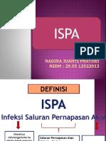 Referat ISPA Nadira Juanti