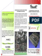 Brochure Drone Con Software Libre
