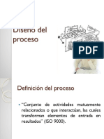 Diseño Proceso