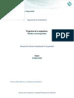 Manual de Práctica Simulando La SeguridadU2